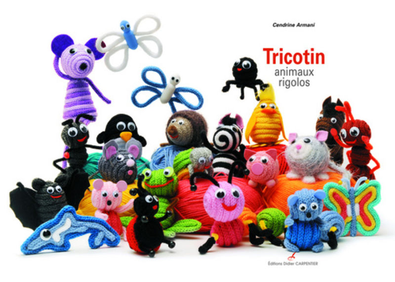 tricotin animaux