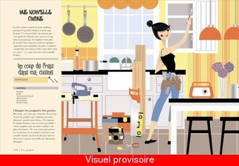 Acheter guide du bricolage pour les filles comptoir du - Les comptoirs du bricolage ...