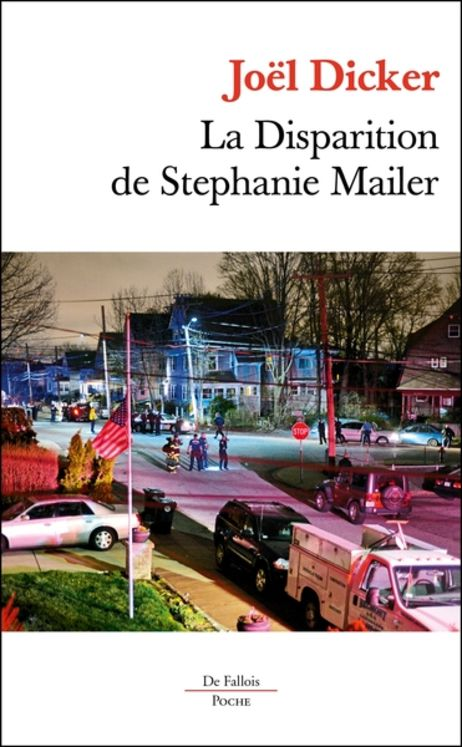DISPARITION DE STEPHANIE MAILER POCHE
