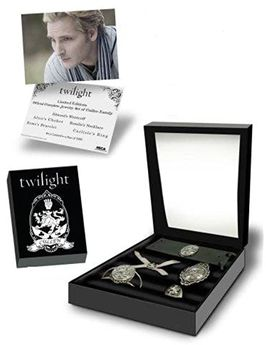 COFFRET BIJOUX TWILIGHT NEW MOON - EDITIONS NECA